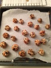 Friandises aux graines